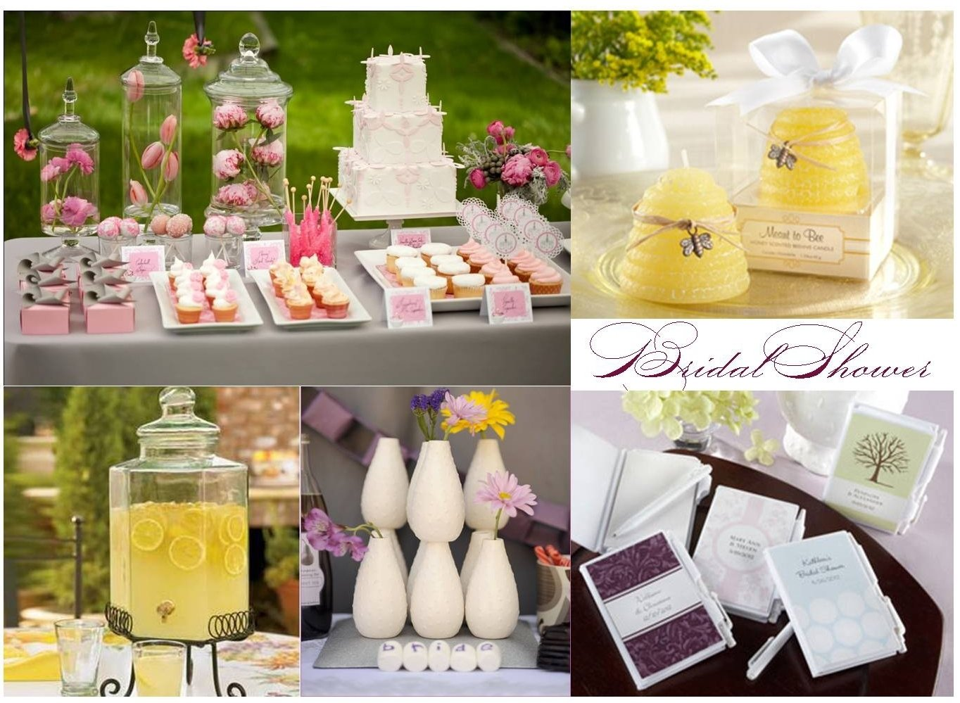 10 Nice Wedding Shower Ideas And Themes tbdress blog all about the wedding shower theme ideas 3 2020
