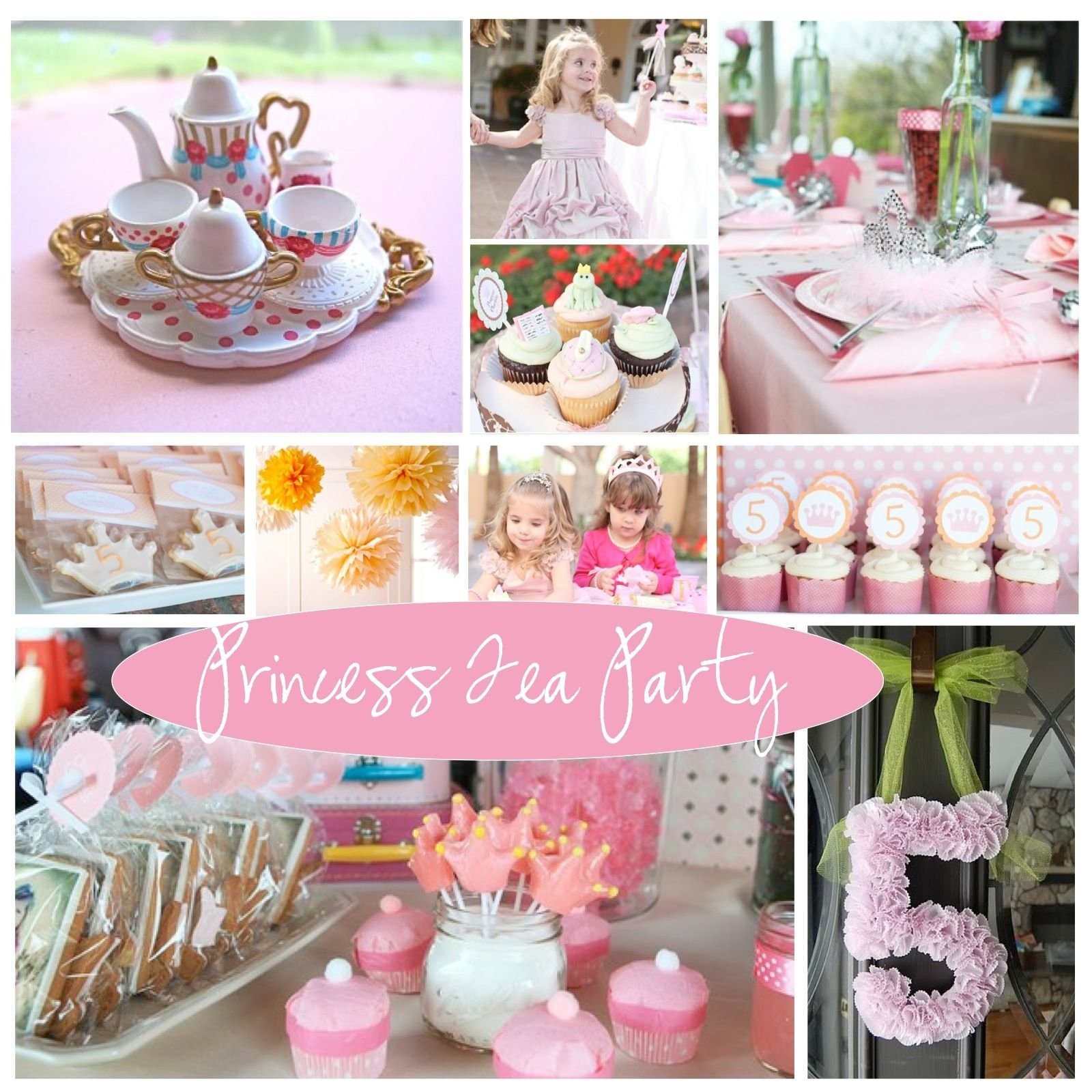 tea parties ideas | princess tea party | budget party ideas | living