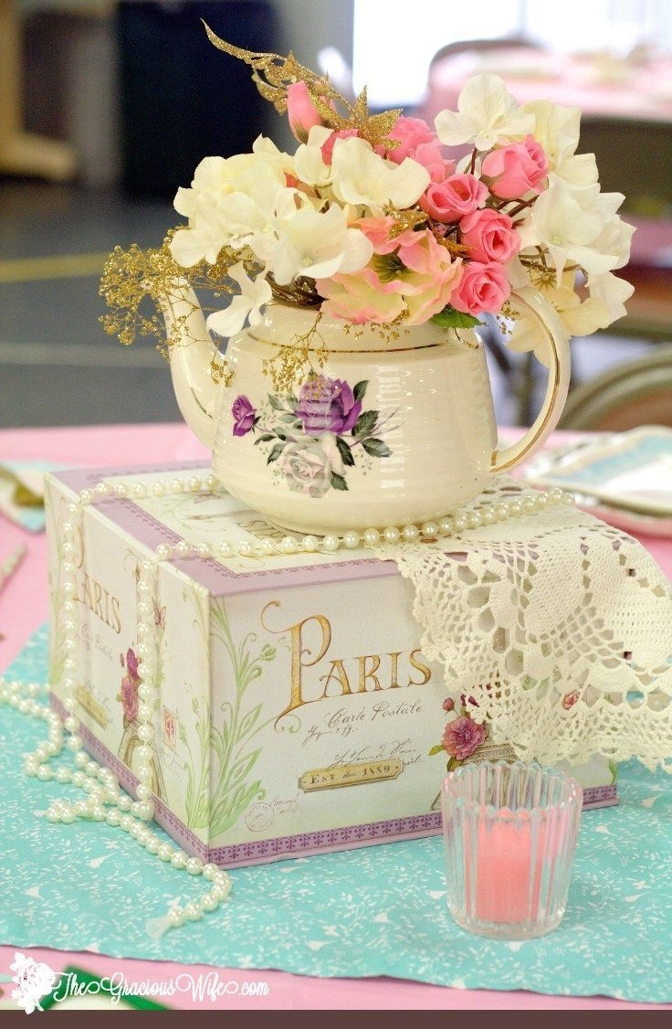 10 Beautiful Tea Party Bridal Shower Ideas tea party bridal shower ideas for an elegant and beautiful tea party 2020