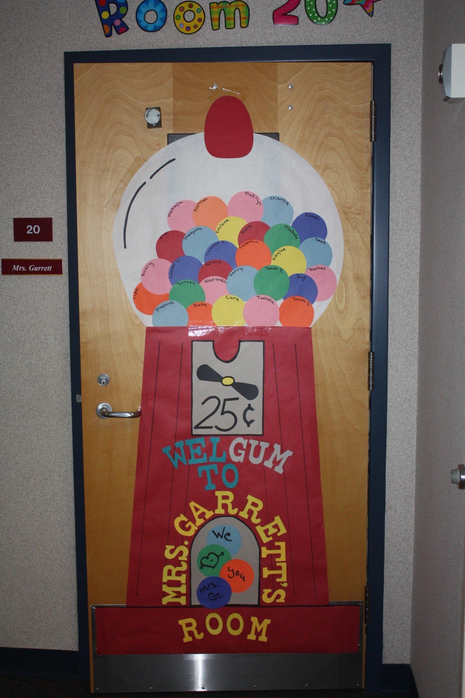 10 Unique Teacher Appreciation Door Decorating Ideas teacher appreciation day multiplication 2020