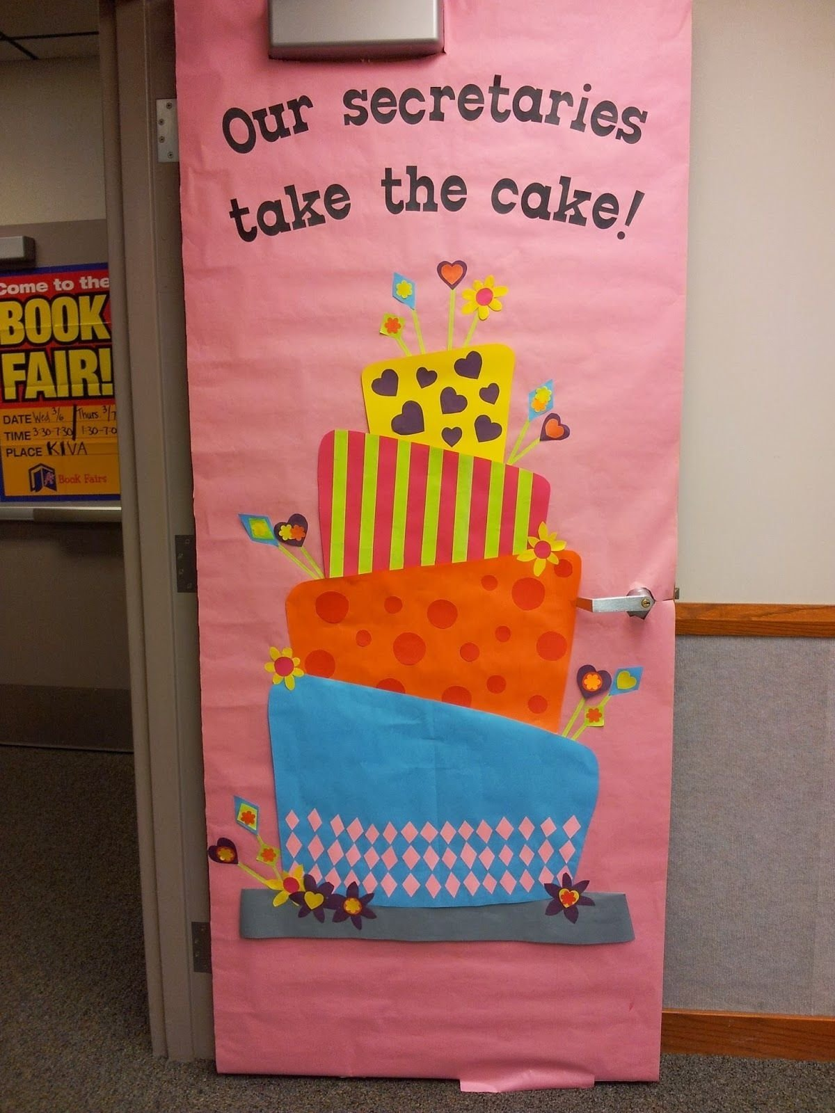 teacher appreciation door decorating ideas ~ southland elementary