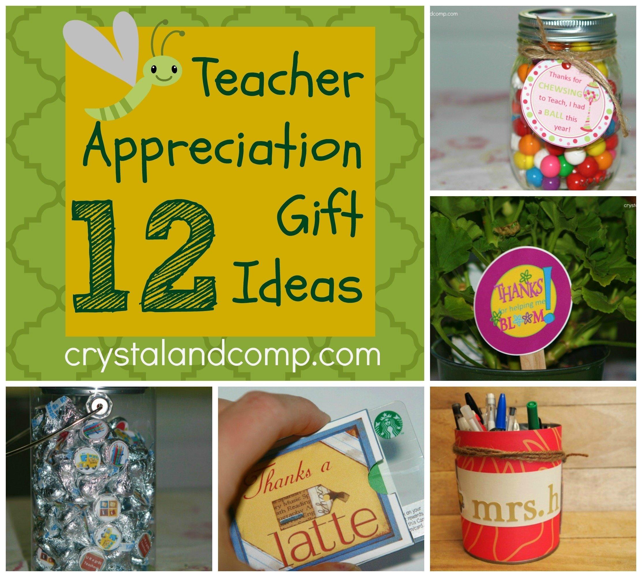 10 Best Teacher Appreciation Homemade Gift Ideas teacher appreciation gift ideas 6 2020