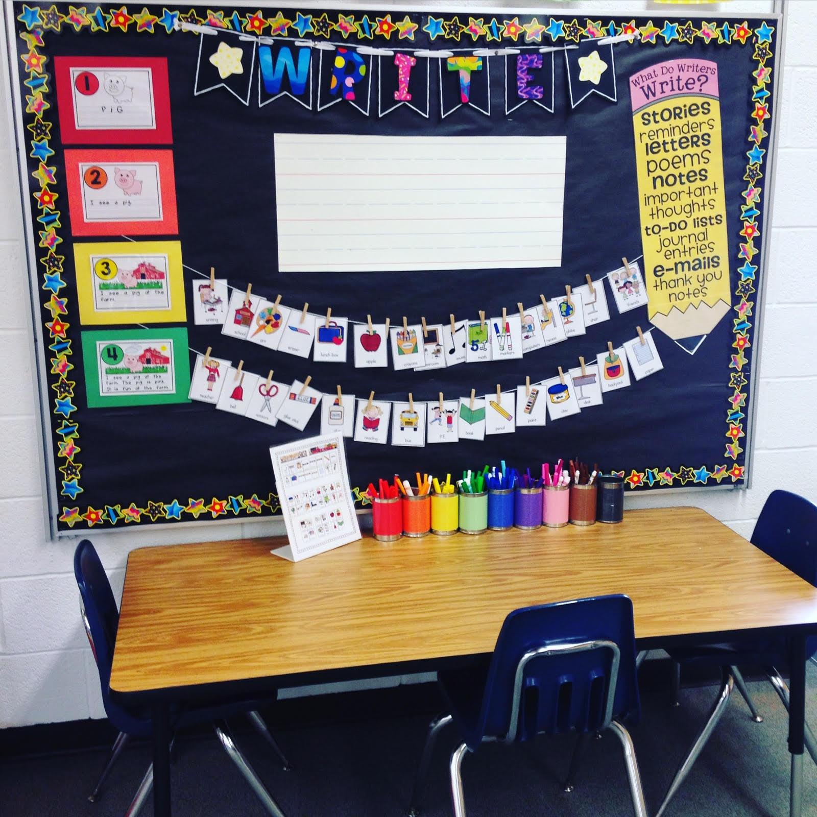 10 Elegant Writing Center Ideas For Kindergarten teacher designs kindergarten writing center 2020