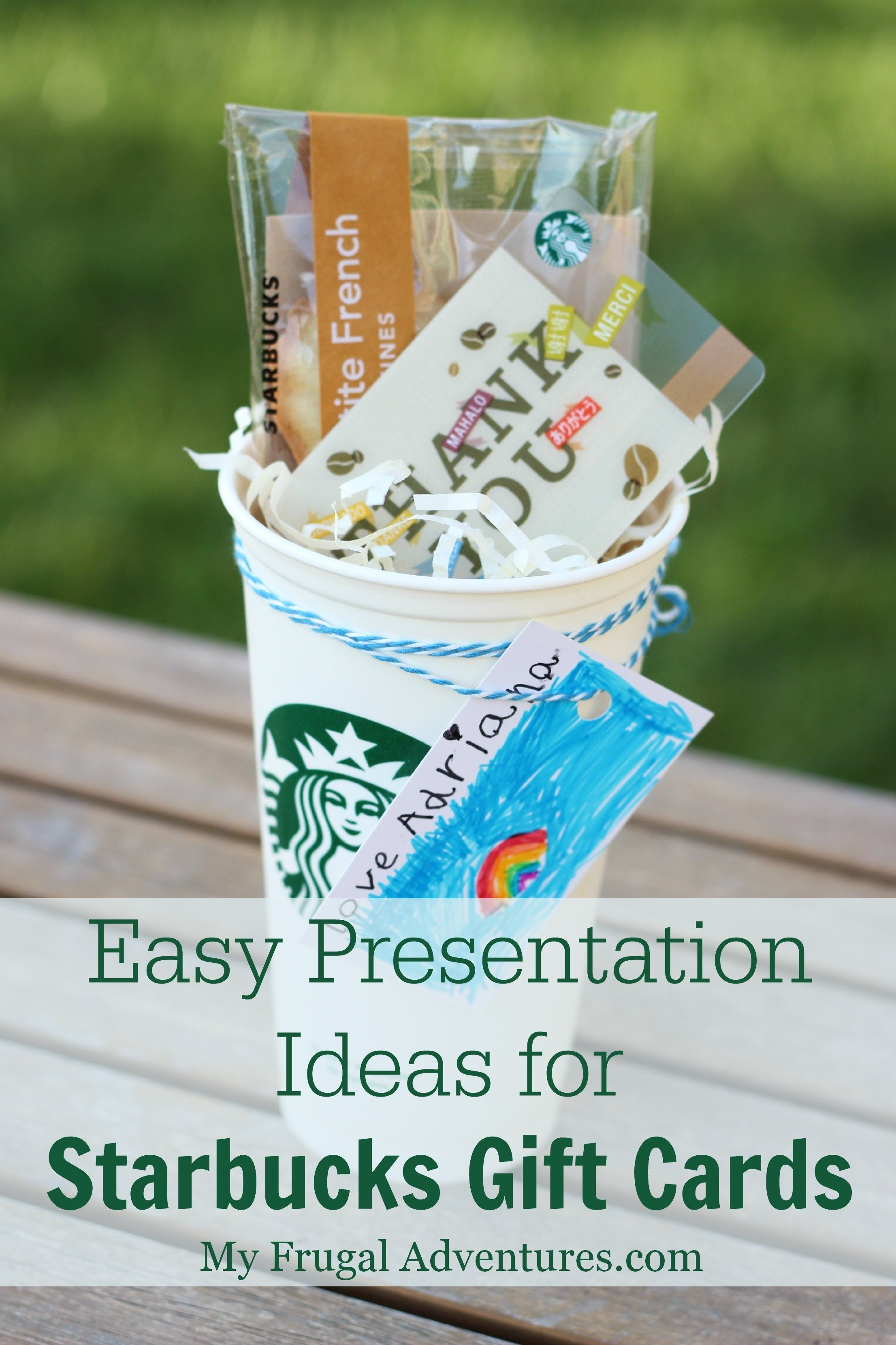 10 Elegant Gift Card Ideas For Teachers teacher gift idea starbucks gift cards my frugal adventures 2020