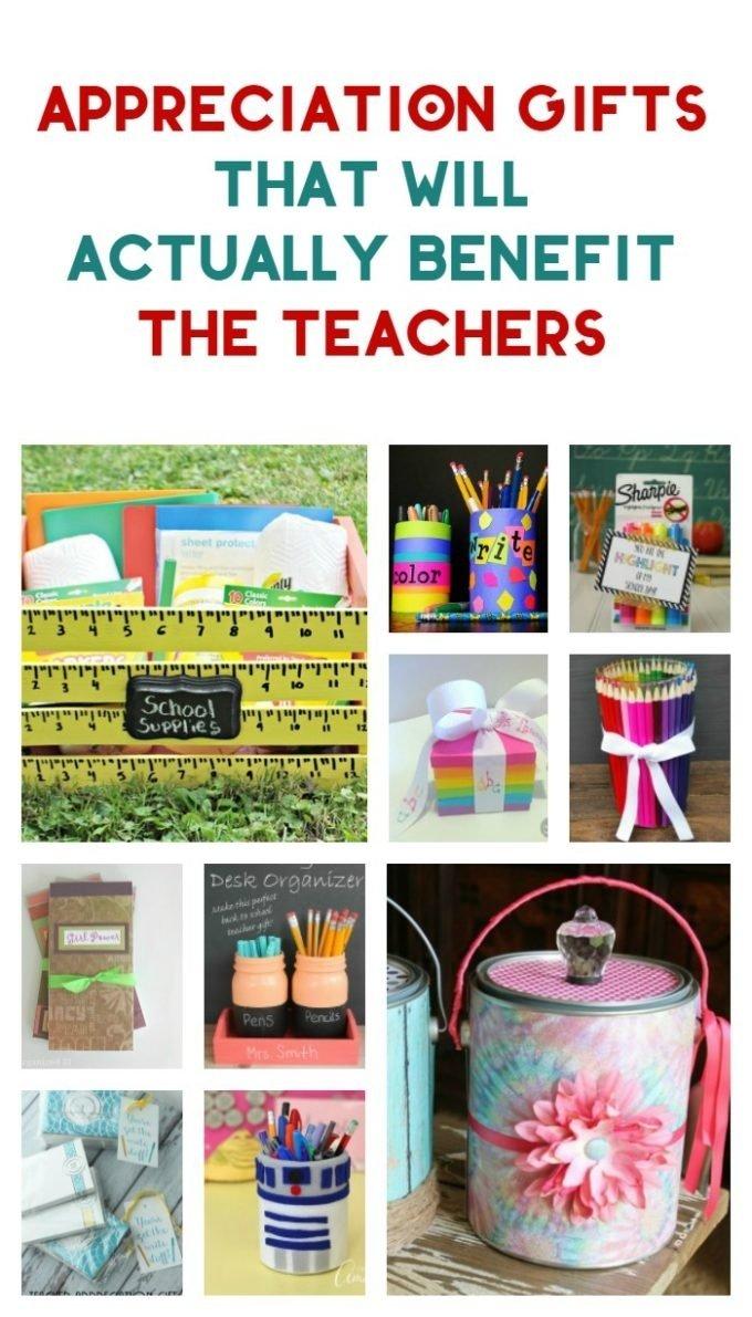 10 Trendy Gift Ideas For New Teachers teacher gift ideas that actually benefit teachers 2020