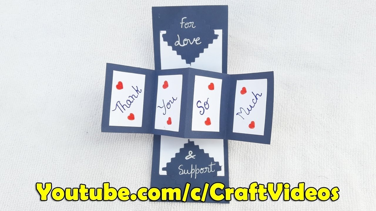 10 Famous Ideas For Thank You Cards teachers day thank you card ideas 2017 how to make thank you cards 2020