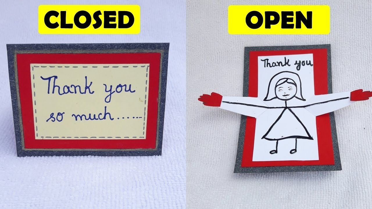 10 Fashionable Ideas For Thank You Notes teachers day thank you card ideas thank you cards thanksgiving for 2020