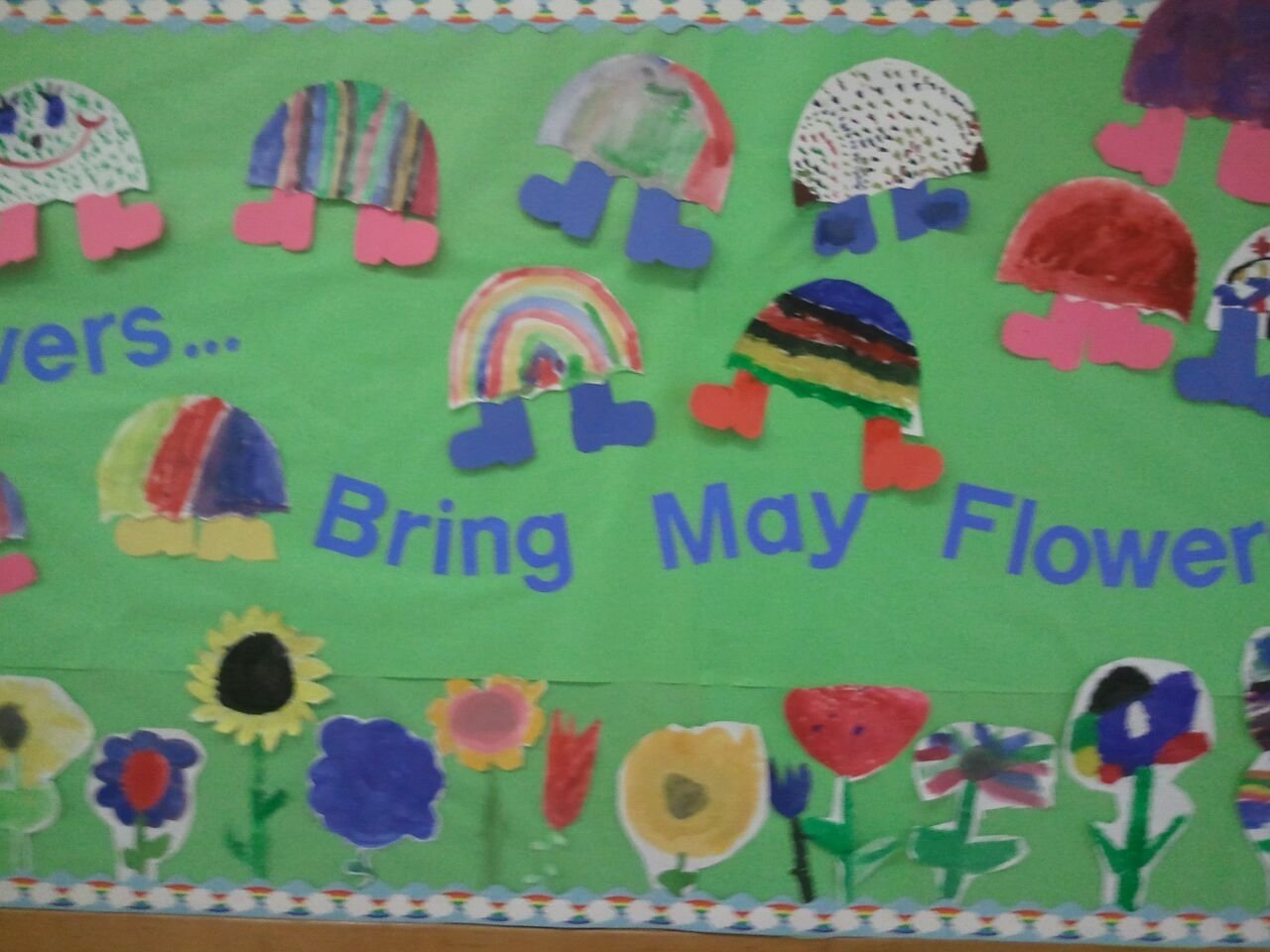 10 Attractive April Showers Bulletin Board Ideas teaching little miracles april showers bulletin board and base 2020