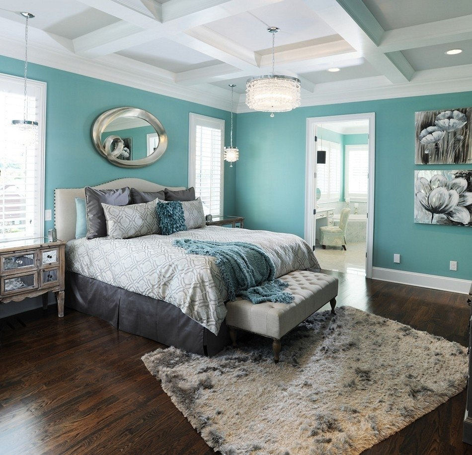10 Most Popular Teal And Brown Bedroom Ideas teal and brown bedroom ideas photos 2021