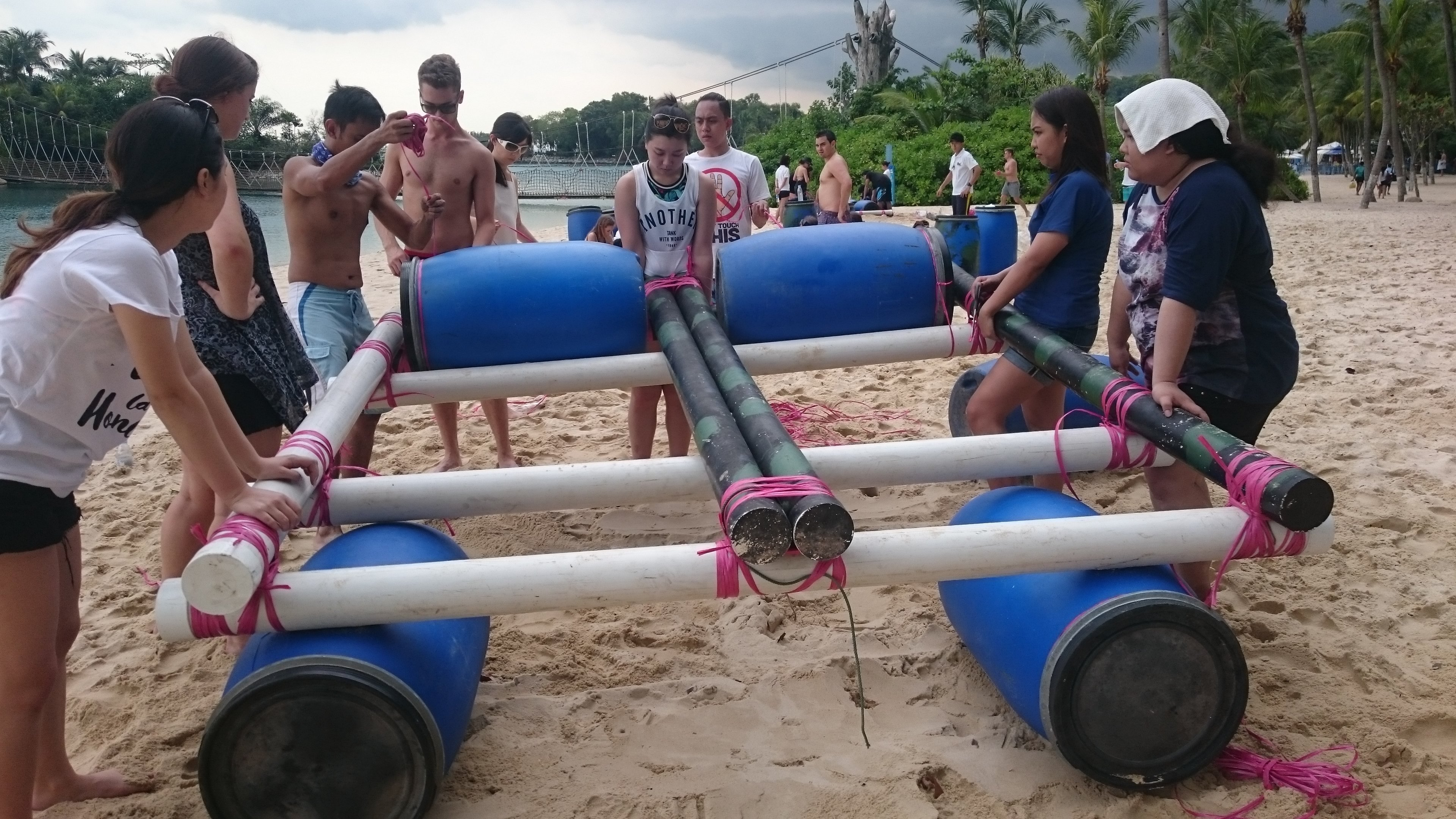 10 Most Recommended Team Building Activities Ideas For The Workplace team building activities team building services in singapore 2 2020