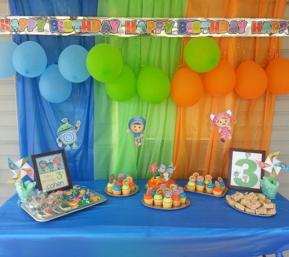 team umizoomi birthday party ideas | birthday party ideas, birthdays