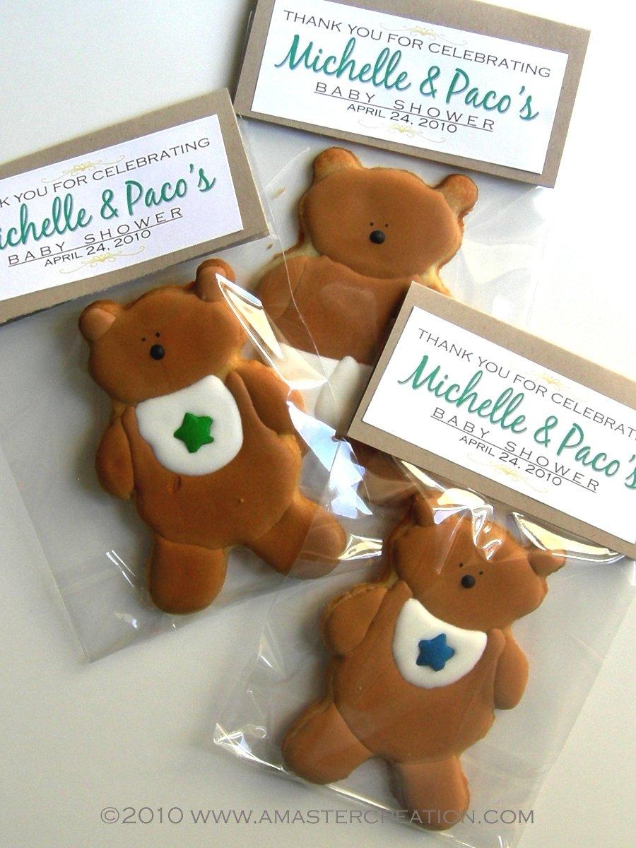 10 Fantastic Teddy Bear Baby Shower Ideas teddy bear baby shower favors baby showers ideas 2021