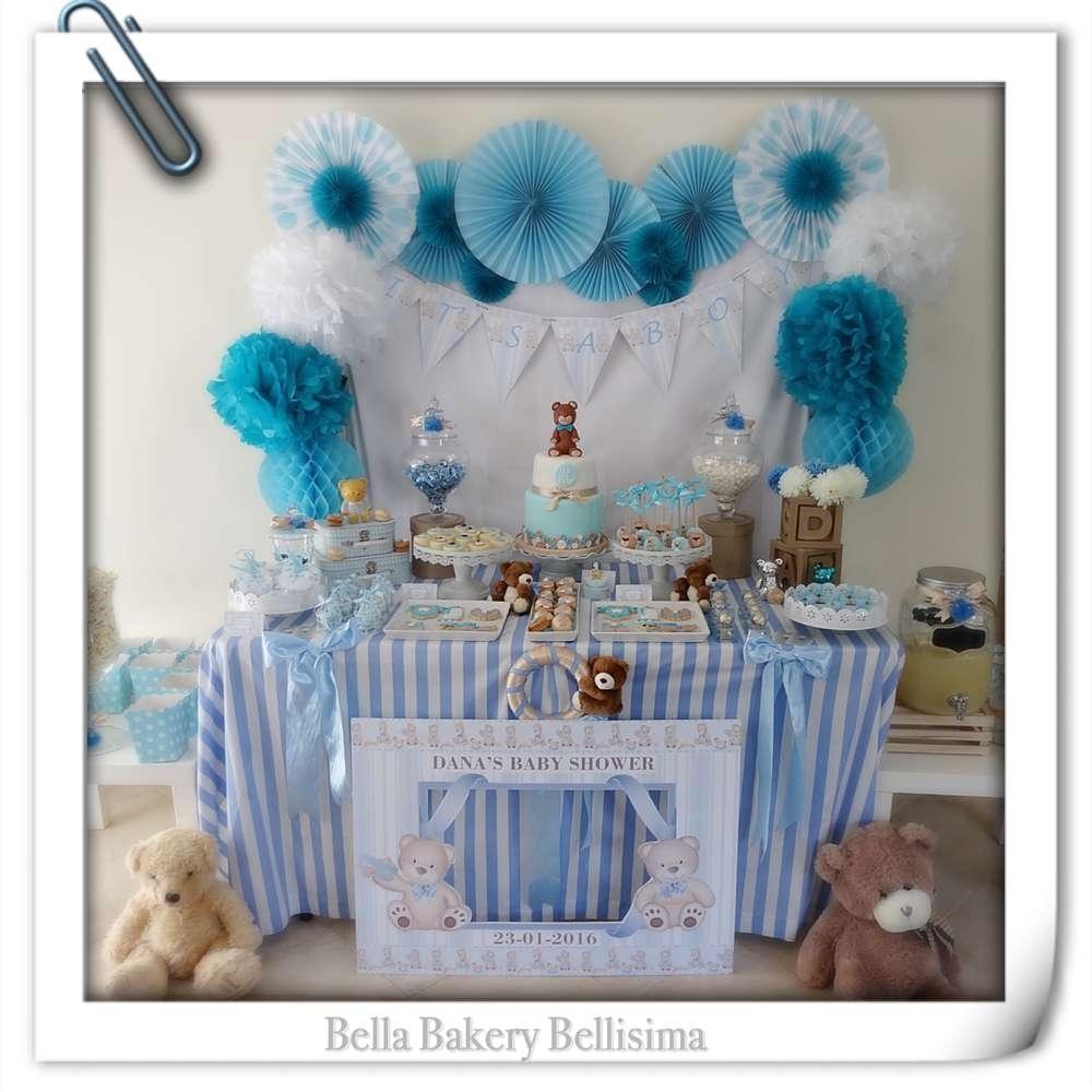 10 Fantastic Teddy Bear Baby Shower Ideas %name 2021
