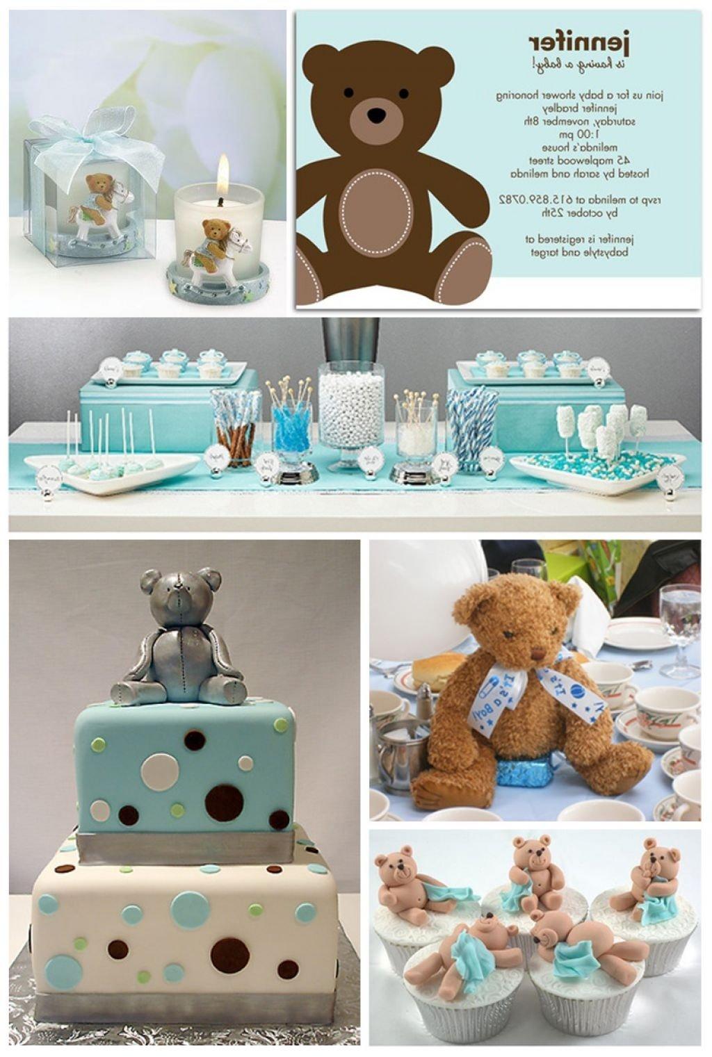 10 Fantastic Teddy Bear Baby Shower Ideas teddy bear themed baby shower decorations e280a2 baby showers ideas 2021