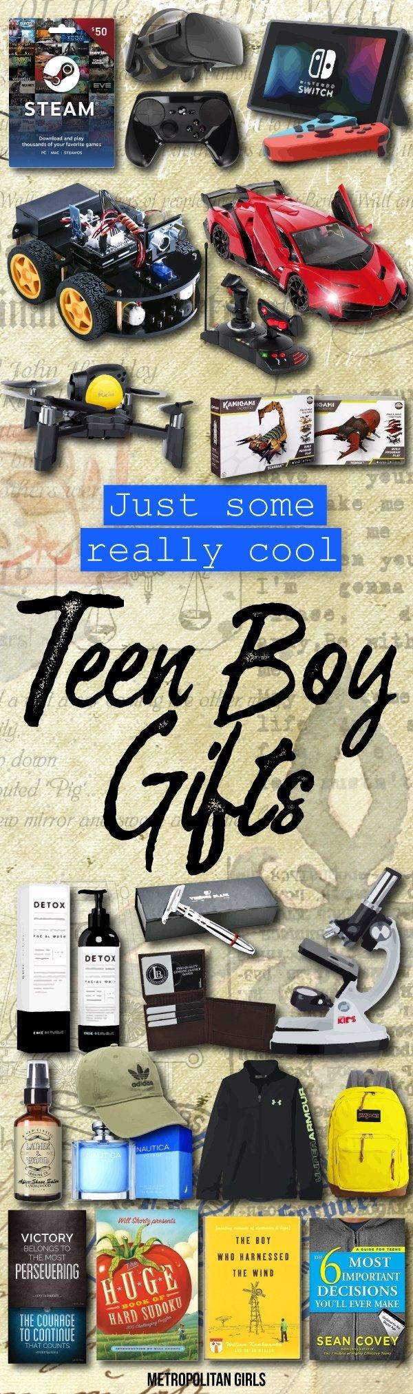 10 Nice Gift Ideas For 15 Year Old Boys teen boy gifts gift ideas for 15 18 year old teenage guys 1
