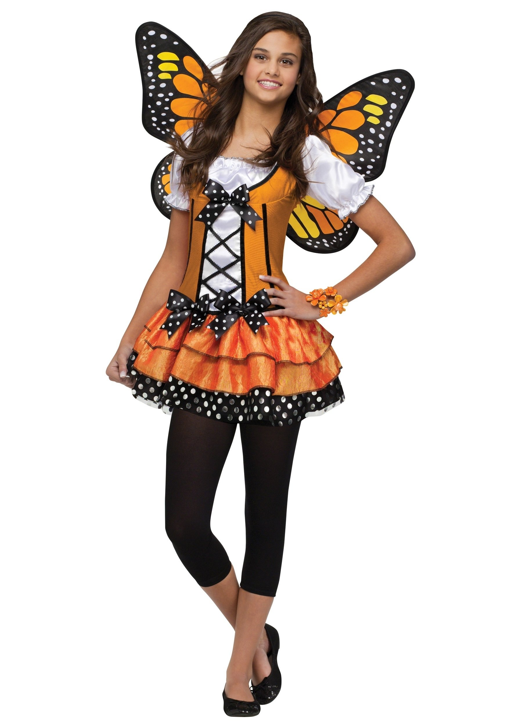 10 Fashionable Halloween Costumes Ideas For Teenage Girls teen butterfly queen costume halloween costumes 2 2020