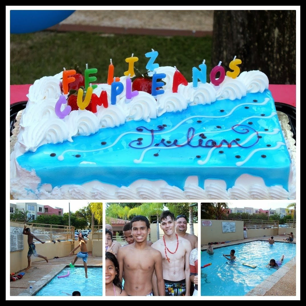 10 Fabulous Pool Party Ideas For Teenagers teen kid pool party in this little corner