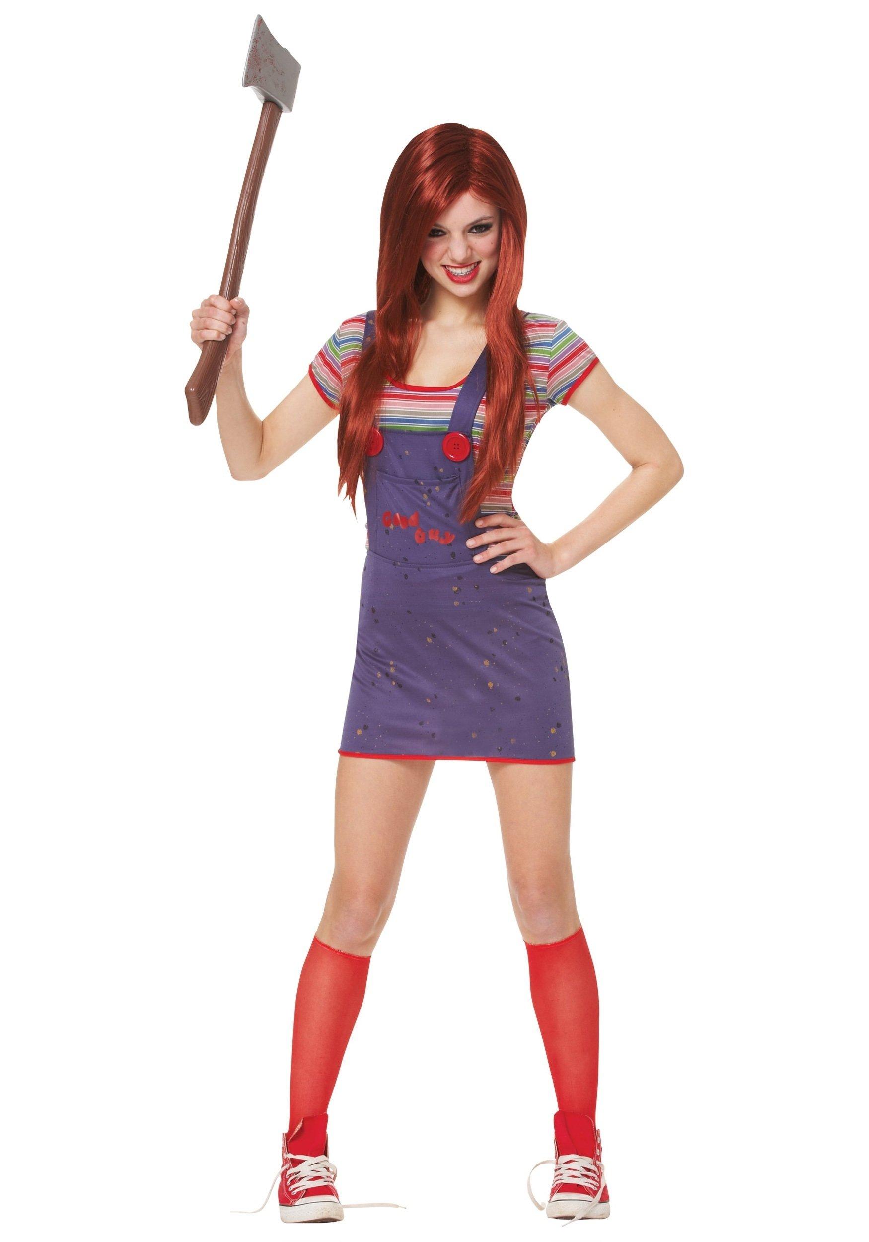 imágenes de cool teenage girl halloween costume ideas