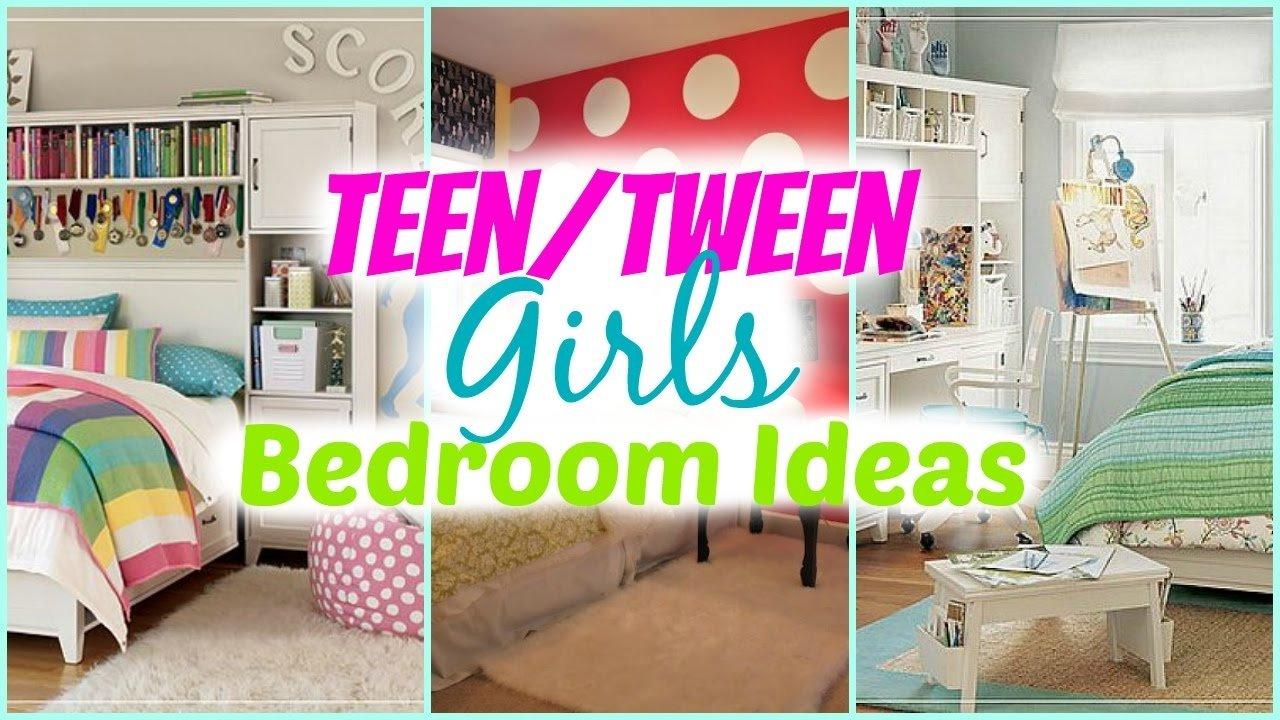 10 Stylish Teenage Girl Room Decorating Ideas teenage girl bedroom ideas decorating tips youtube 7 2020