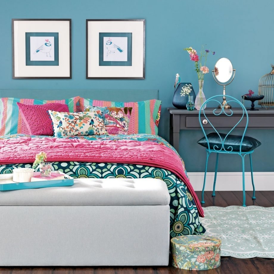 10 Perfect Ideas For Teenage Girl Bedroom teenage girls bedroom ideas for every demanding young stylist 1 2020