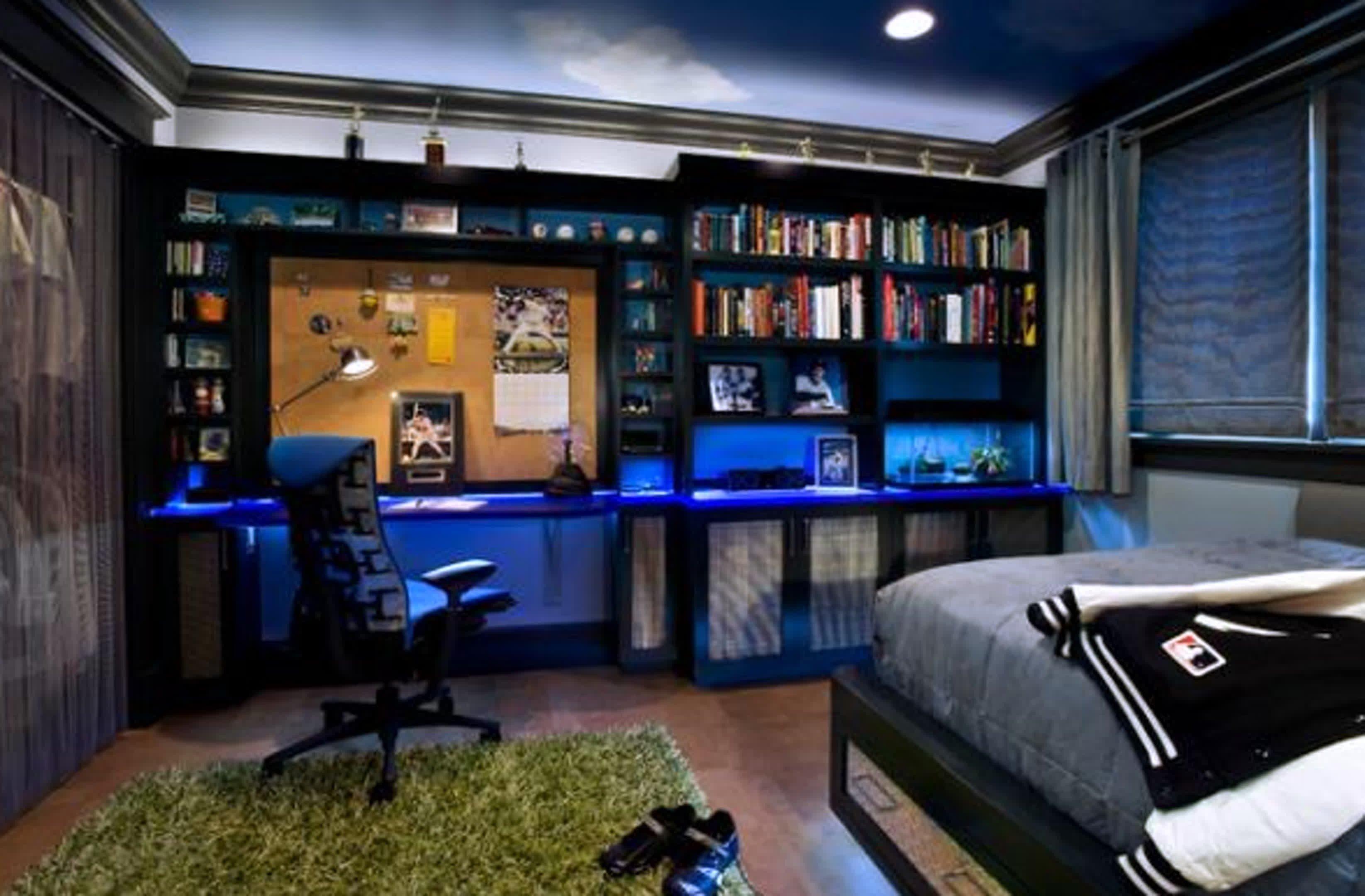 10 Beautiful Cool Room Ideas For Teenage Guys teenage male bedroom decorating ideas new bedroom attractive cool 2020
