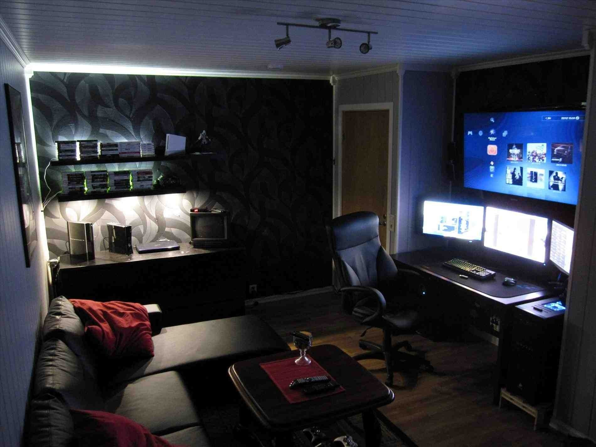 10 Perfect Man Cave Ideas For A Small Room 2021