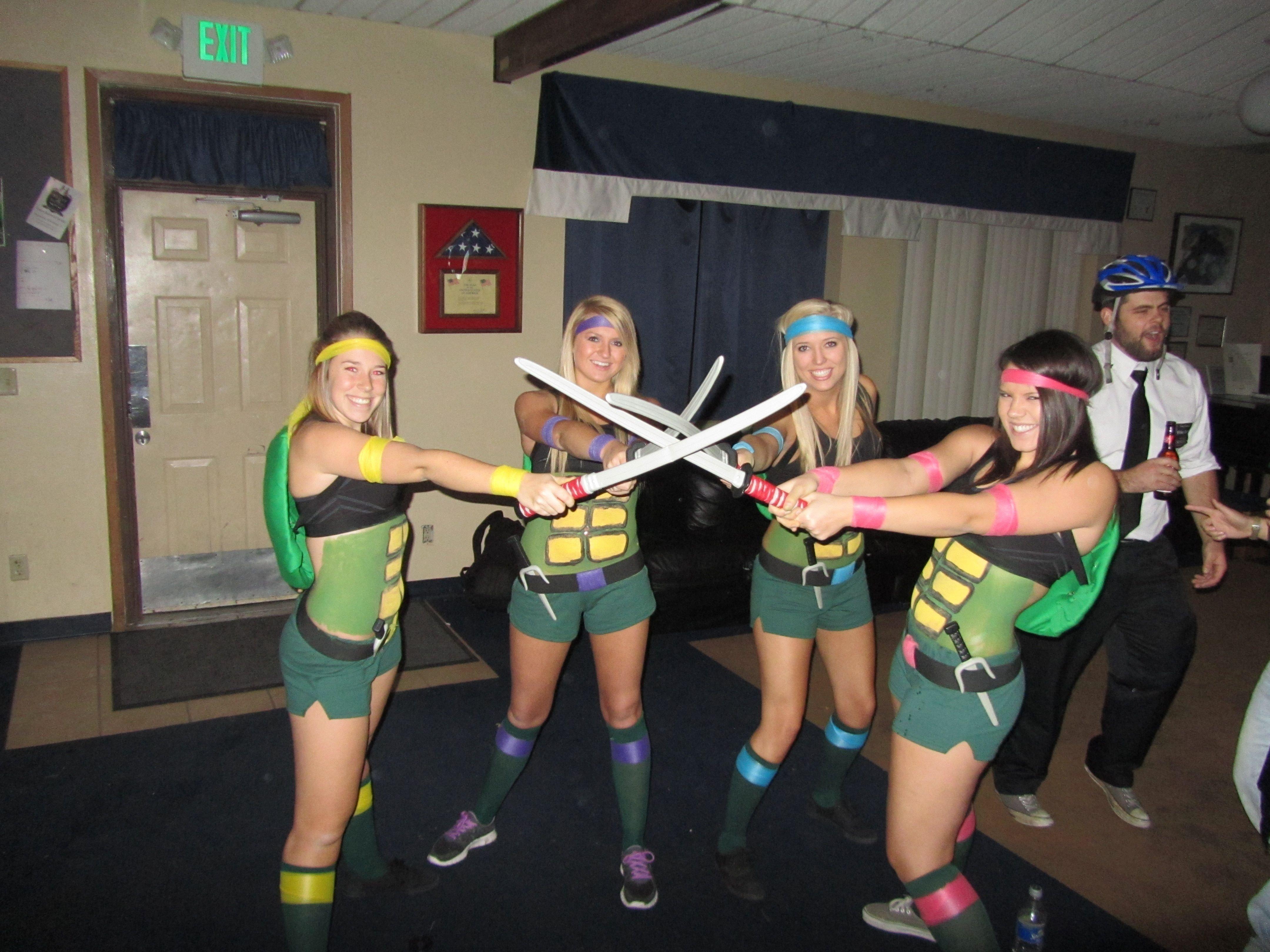 10 Unique Teenage Mutant Ninja Turtles Costume Ideas teenage mutant ninja turtles costume costume ideas pinterest 2021
