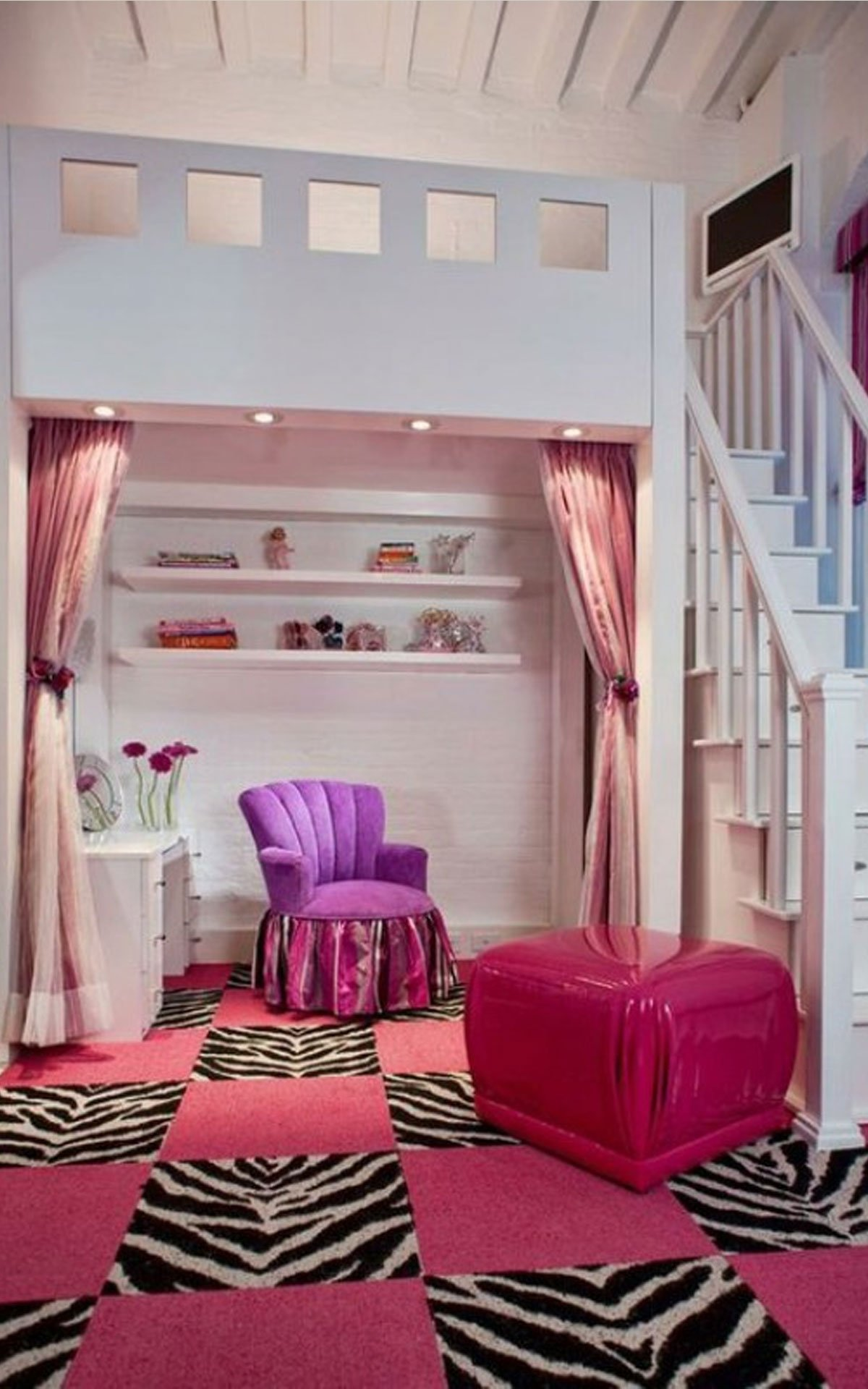 10 Perfect Rooms For Teenage Girls Ideas teens room pink teenage girls room inspiration teenage girl 2020
