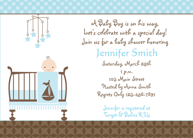10 Trendy Baby Boy Shower Invitation Ideas template baby shower invitations for boy party city baby shower stool
