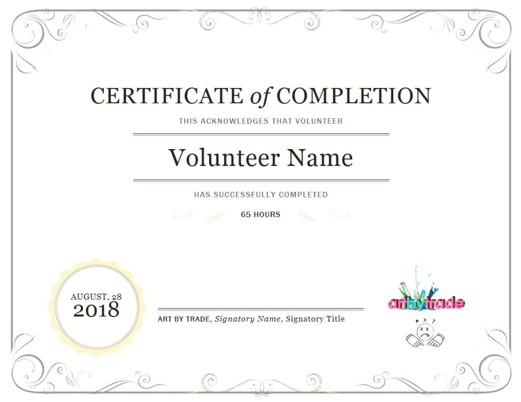 10 most recommended ideas for community service hours template community service hours certificate template - Community Service Hours Certificate Template