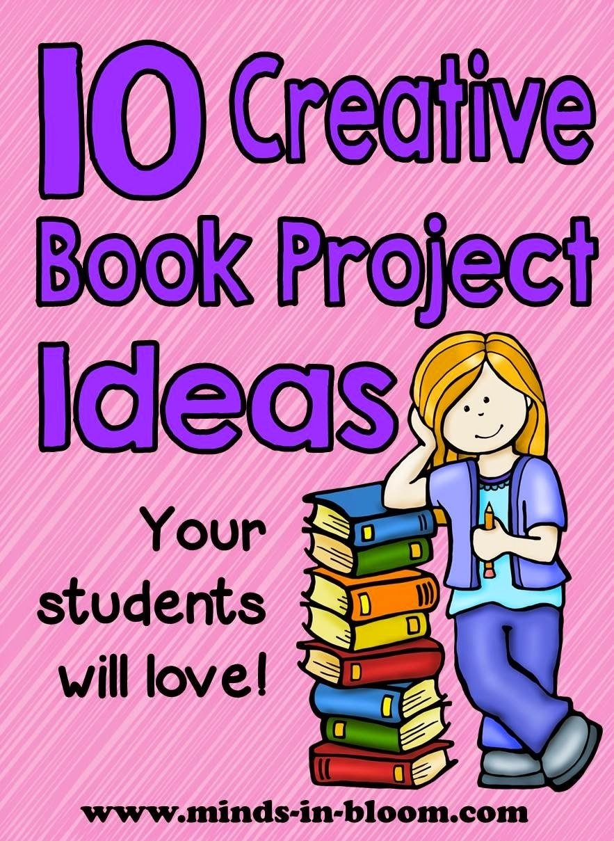 10 Awesome High School Book Report Ideas ten great creative book report ideas literature students and creative 1 2020