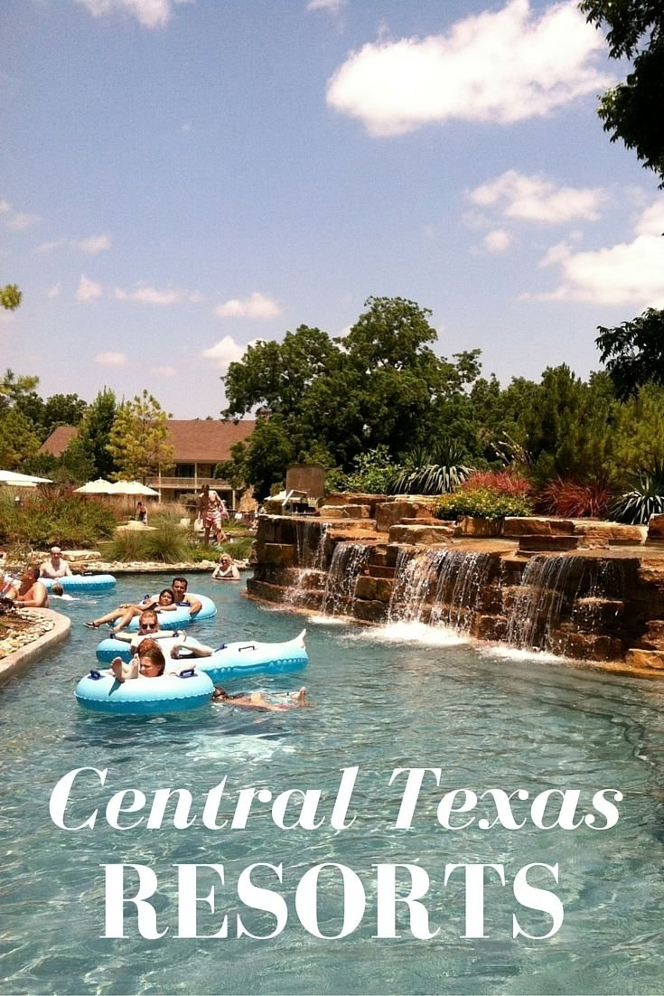 Mini Vacation Spots In Texas