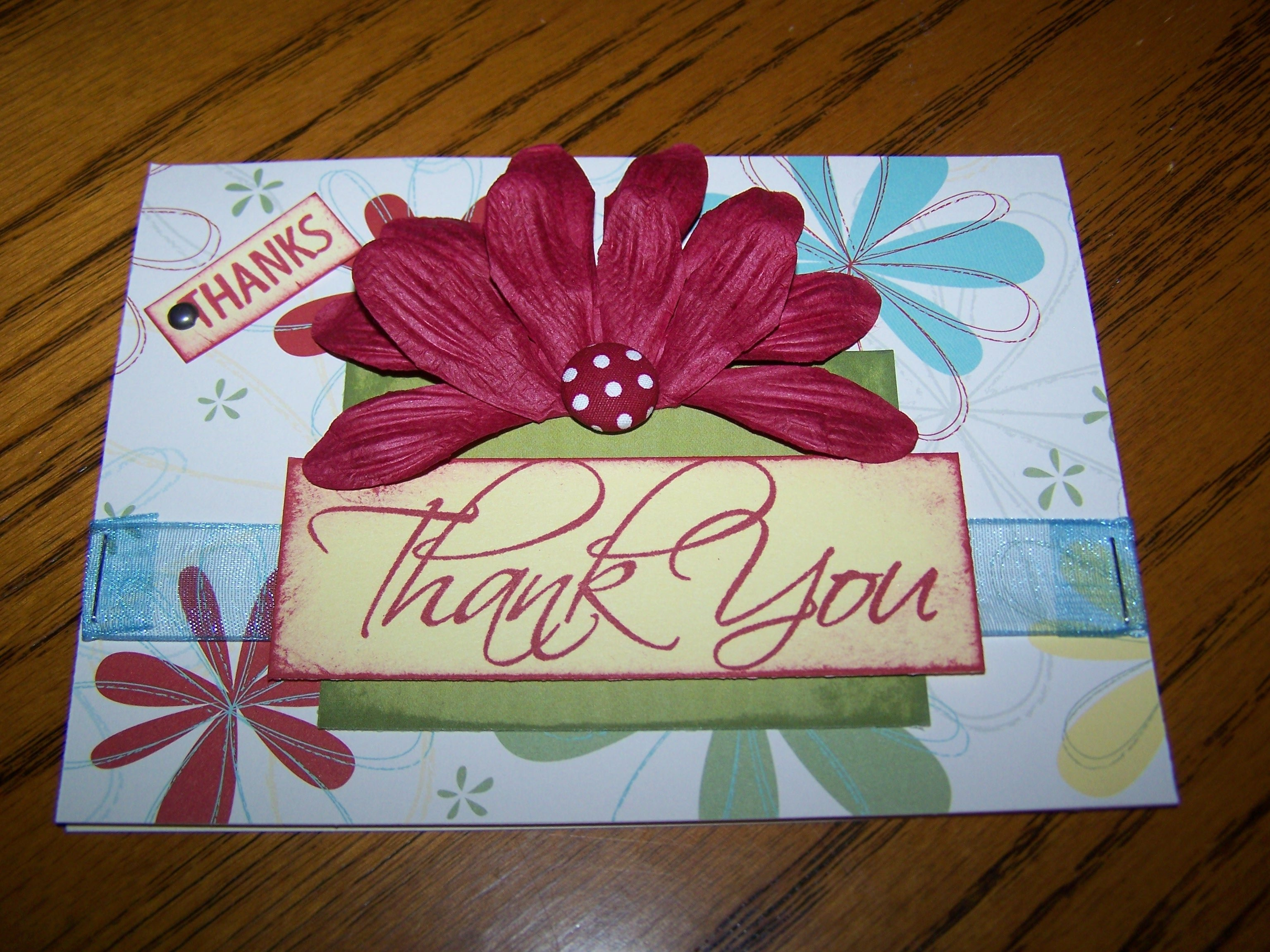 10 attractive handmade thank you cards ideas 2020