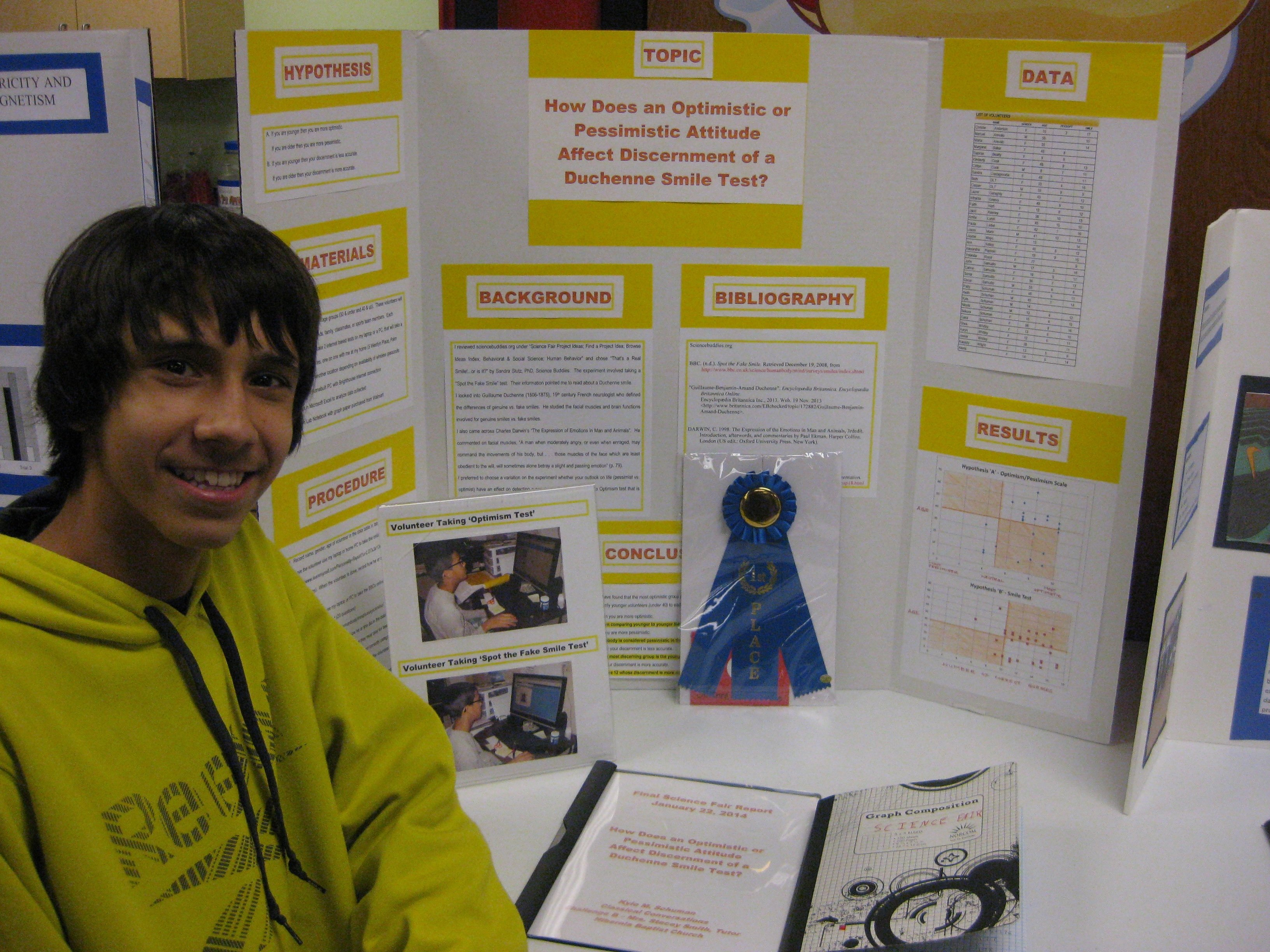 10 Pretty Science Buddies Science Fair Ideas thats a real smile or is it 2020