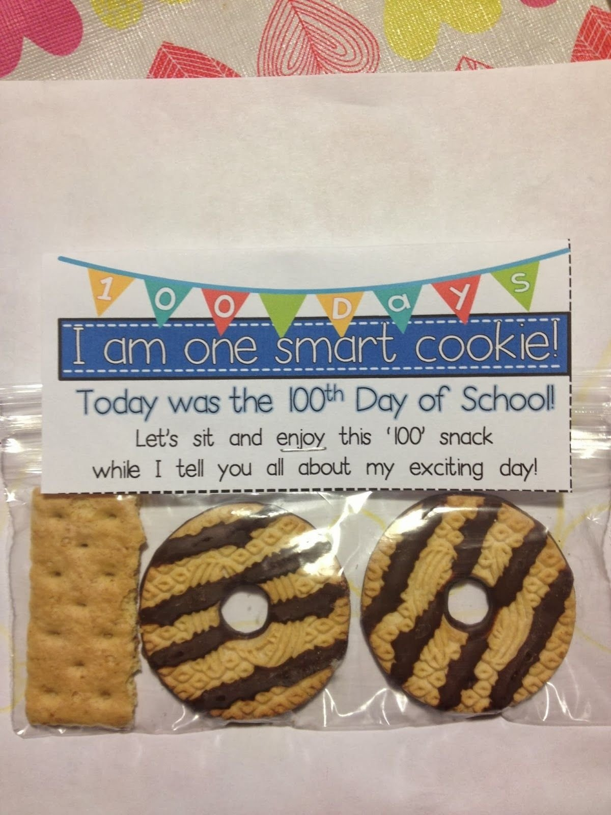 10 Attractive Snack Ideas For Kindergarten Class the 100th day finally came nice treat to celebrate the day one 2021