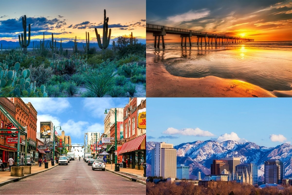 10 Fantastic Inexpensive Vacation Ideas For Families the 17 best affordable destinations in the usa 2017 18 travel us 1 2021