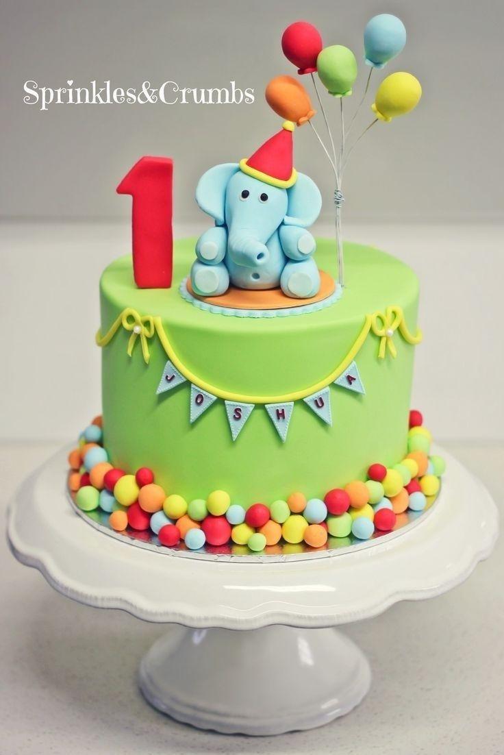 10 Unique First Birthday Cake Ideas Boy the 25 best boys first birthday cake ideas on pinterest baby 1 2021