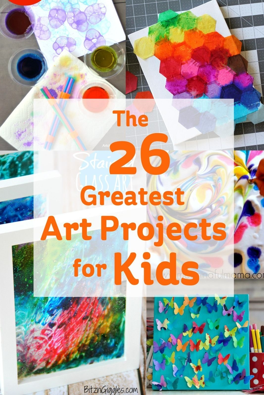 10 Attractive Art Project Ideas For Kids the 26 greatest art projects for kids flow juice and creative 2021