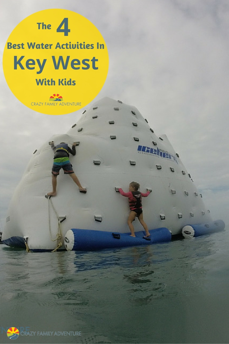 10 Lovely Florida Vacation Ideas For Families the 4 best water activities in key west with kids inflatable 2020