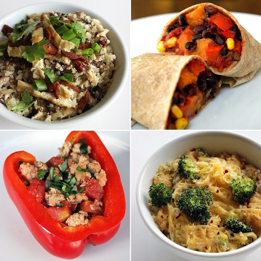 10 Most Recommended Healthy Meal Ideas For Dinner the 75 healthy dinners you need in your recipe arsenal popsugar 2021