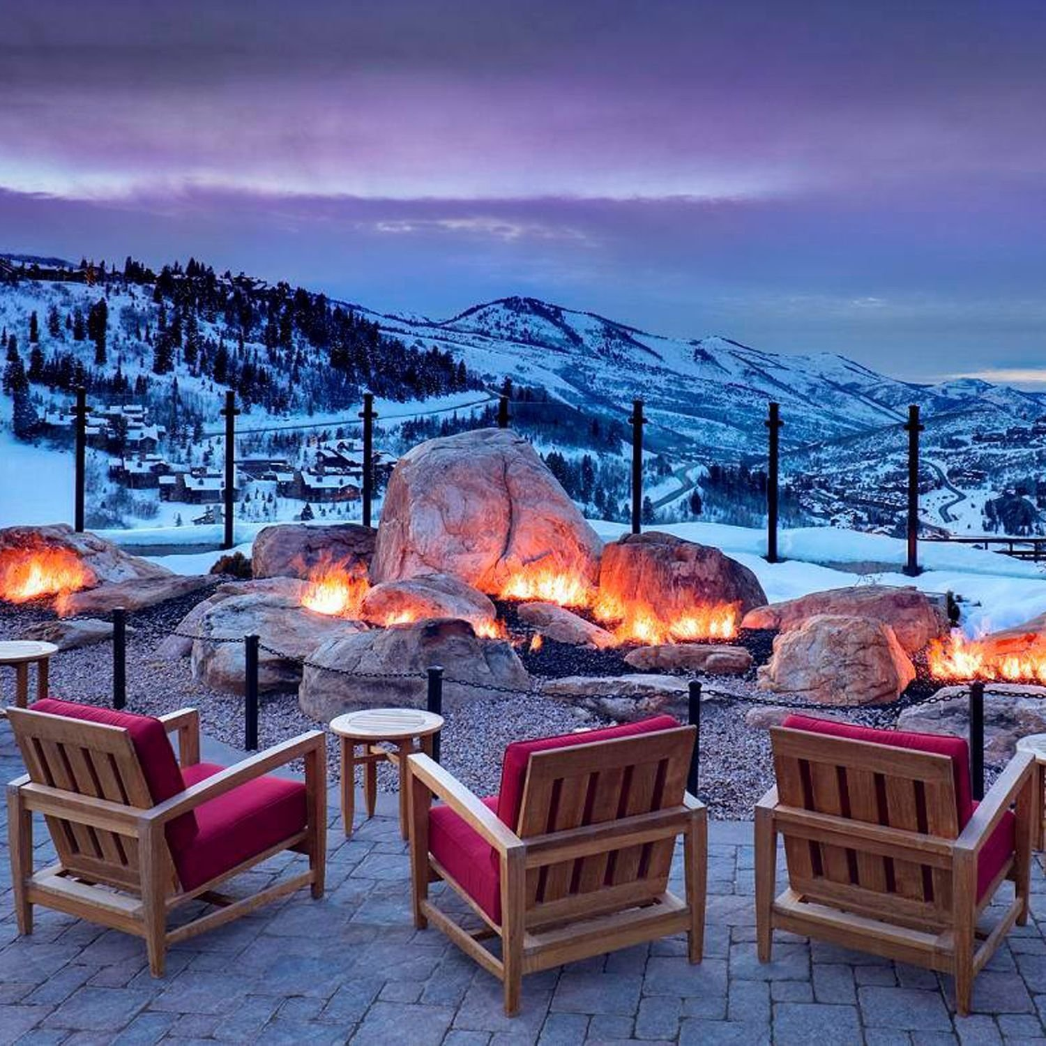 10 Gorgeous Winter Vacation Ideas For Families the 8 most luxurious mountain resorts in america mountain resort 1 2020