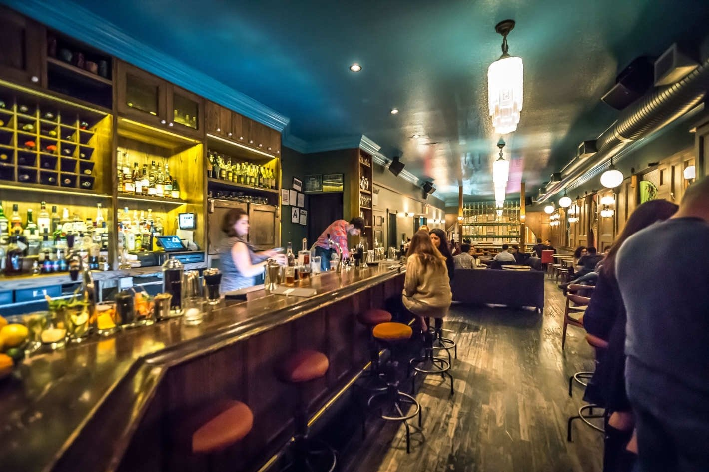 the absolute best 30th-birthday bars in nyc