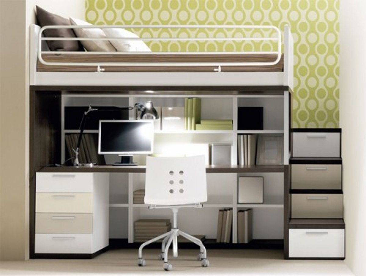 10 Fantastic Cool Room Ideas For Small Rooms the bedroom idea space decobizz
