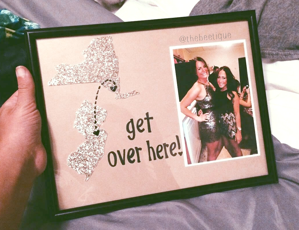 10 Trendy Birthday Present Ideas For Best Friend Girl the beetique diy long distance bff gift crafty ideas 3 2020