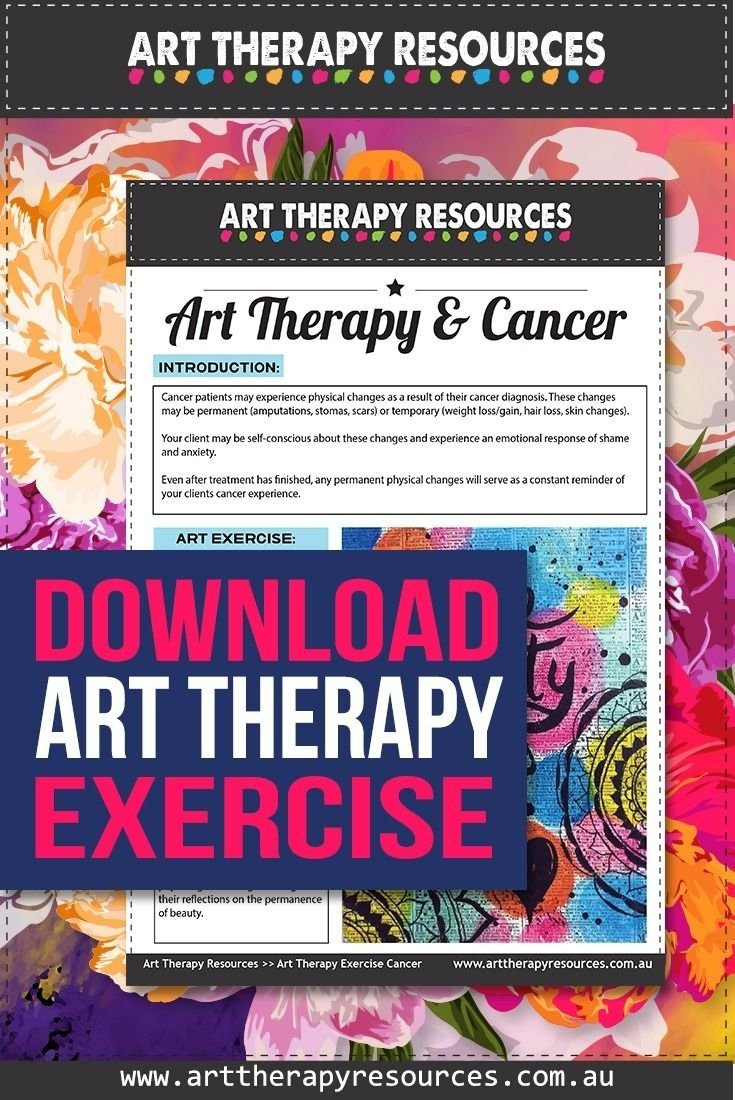 10 Stylish Benefit Ideas For Cancer Patients the benefits of art therapy for cancer patients art therapy 2021