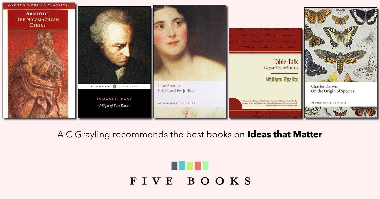 10 Wonderful Reading The World Ideas That Matter the best books on ideas that matter five books 2020