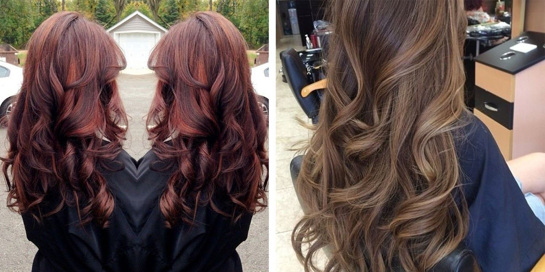 10 Nice Cool Hair Color Ideas For Brunettes the best brunette hair color shades matrix 5 2021