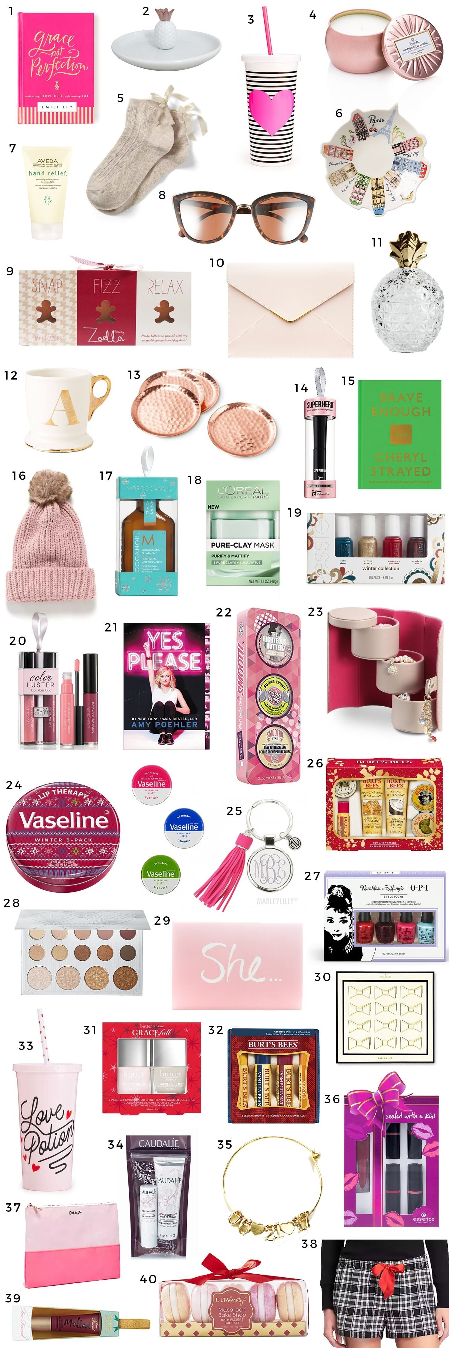 10 Unique Gift Ideas For Women Over 40 the best christmas gift ideas for women under 15 christmas gifts