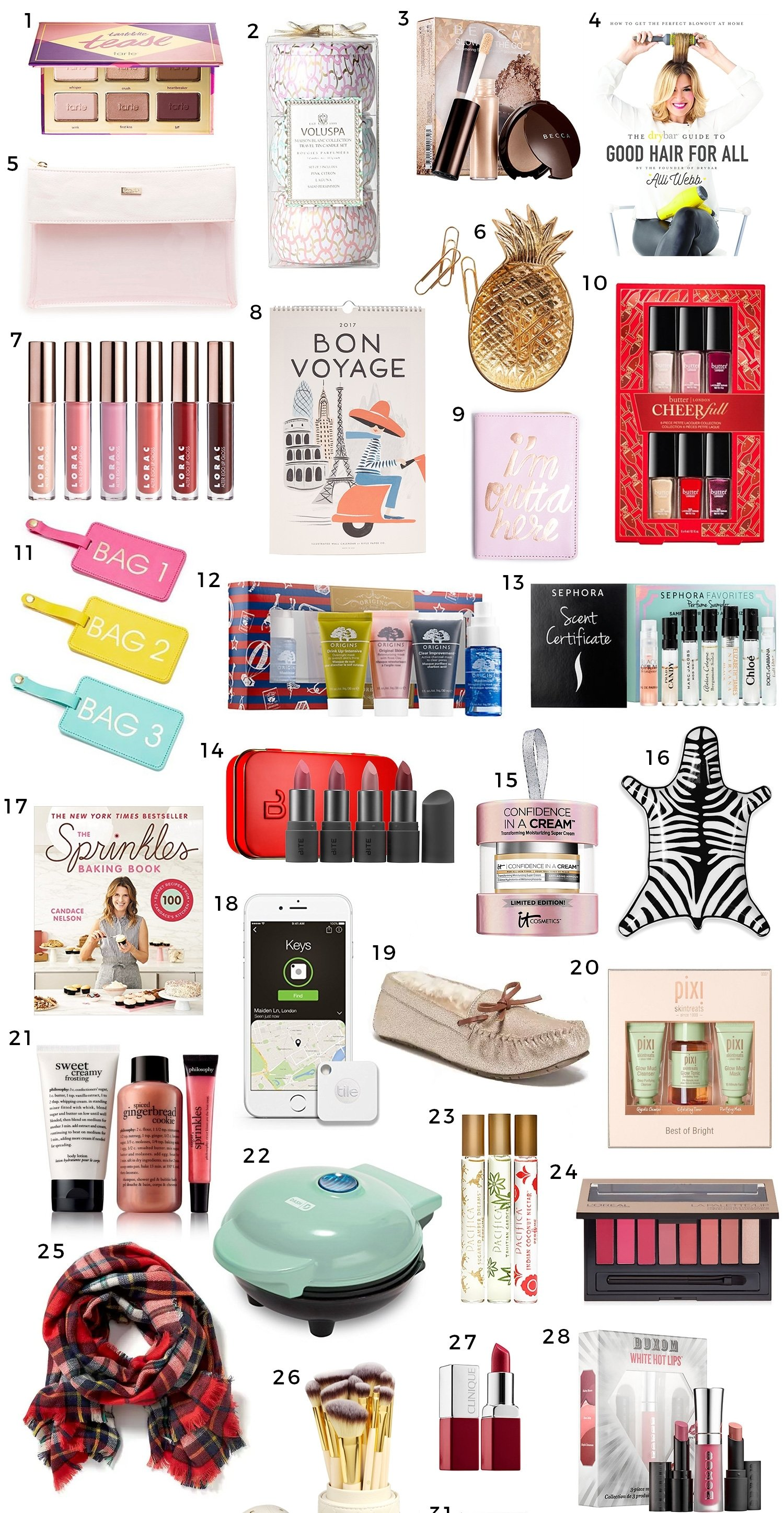 10 Beautiful Gift Ideas For A Woman the best christmas gift ideas for women under 25 ashley brooke 15 2021