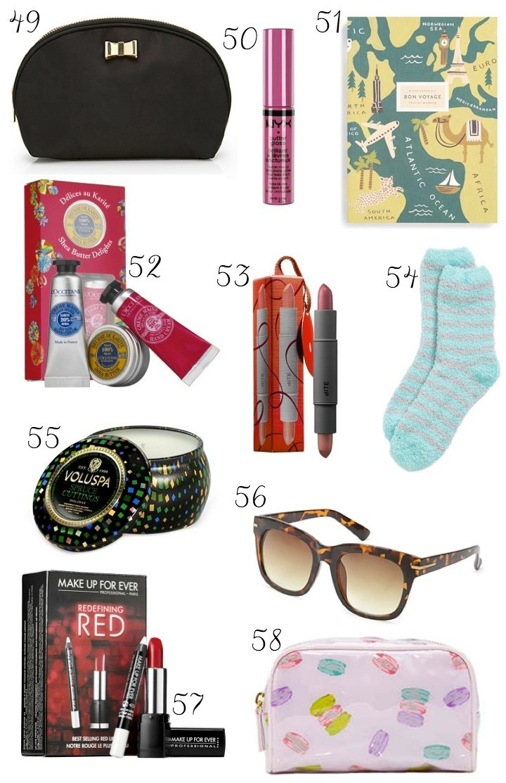 10 Trendy Stocking Stuffers Ideas For Women the best christmas stocking stuffers for her ashley brooke 2020